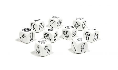 Creative Storytelling with Rory's Story Cubes